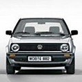 Volkswagen Golf MKII