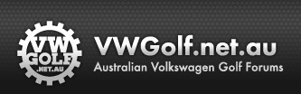 VWGolf.net.au - Australian VW Golf Forum - Powered by vBulletin